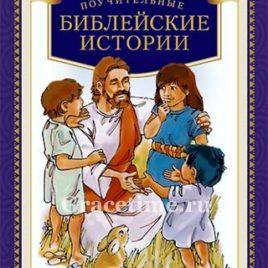 ПОУЧИТЕЛЬНЫЕ БИБЛЕЙСКИЕ ИСТОРИИ. Джош Макдауэлл, Дотти Макдауэлл