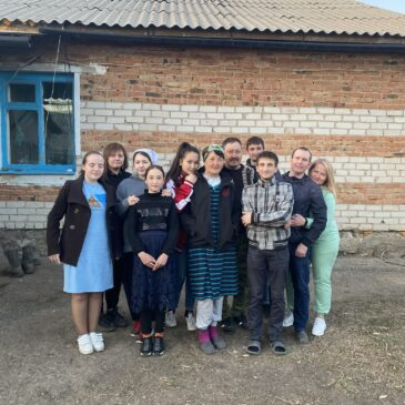 Визит в Восточно-Казахстанскую область